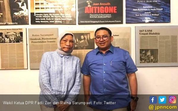 Ratna Sarumpaet Berbohong, Elektabilitas Jokowi Tertolong - JPNN.COM