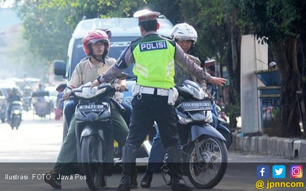 Kalangan ini yang Banyak Ditilang Polisi Surabaya - JPNN.com