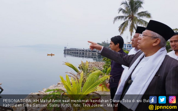 Kiai Ma'ruf Sebut Prabowo Tak Mendidik & Menebar Rasa Takut - JPNN.COM