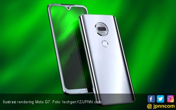 Bocoran Spesifikasi Moto G7 untuk Konsumen Menengah - JPNN.com
