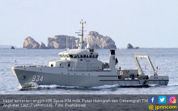 Pushidrosal Kirim Kapal Survei di Perairan Palu Pascagempa - JPNN.COM