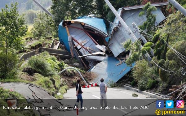 Belajar Manajemen Bencana dari Negara-Negara Rawan Gempa - JPNN.COM