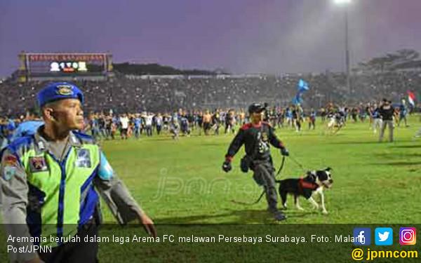 Ini Sanksi Komdis PSSI untuk Arema FC dan Aremania, Wouw! - JPNN.COM