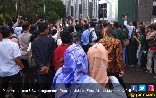 Alhamdulillah, Allah Menggerakkan Hati Presiden Jokowi - JPNN.COM