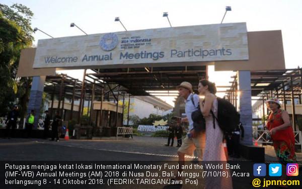 Indonesia Sangat Diuntungkan Pertemuan Bank Dunia - IMF - JPNN.com