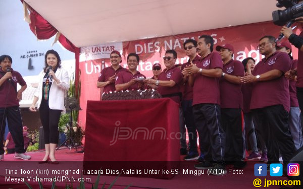 Target, Untar jadi Perguruan Tinggi Terbaik di Asia Tenggara - JPNN.COM
