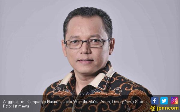 Tim Jokowi: Ini Bukti Kritik Oposisi Gagal - JPNN.COM