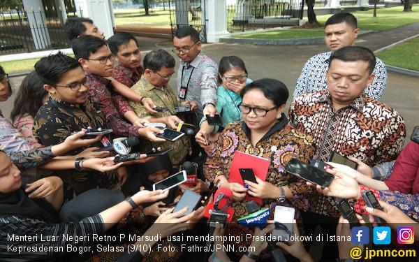 Jokowi Ingin Kerja Sama Keamanan Laut RI-Malaysia Diperkuat - JPNN.com