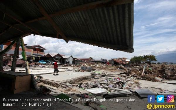 PSK di Tondo Masih Tetap Dicari Usai Gempa dan Tsunami - JPNN.com