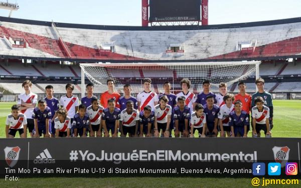 Keluar dari Gua, Tim Moo Pa Berlaga di Argentina - JPNN.COM