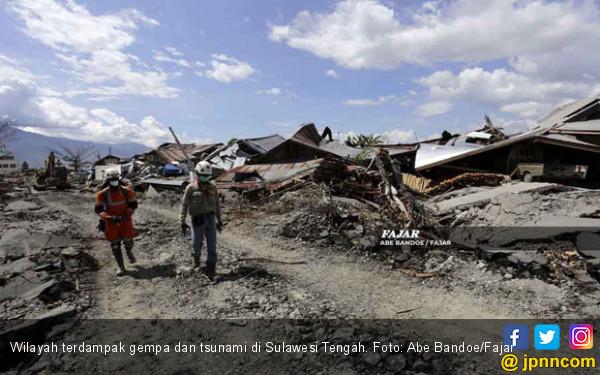 Update Korban Bencana Sulteng: 2.073 Korban Meninggal - JPNN.COM
