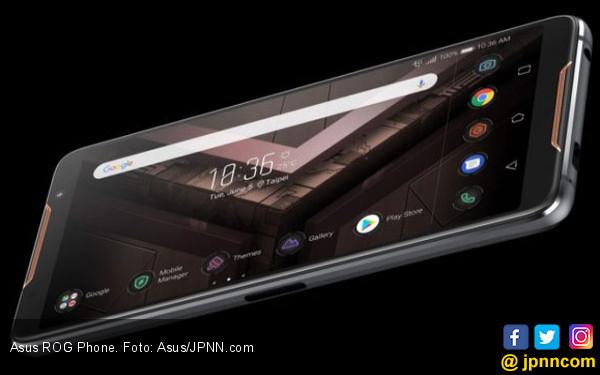 Asus Buka Pre-order ROG Phone, Harga Sekitar Rp 13 Jutaan - JPNN.COM