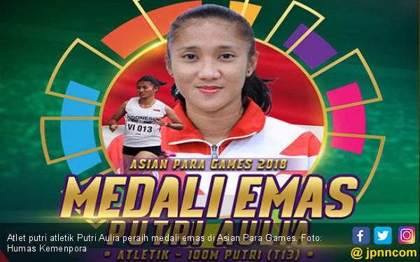 Mantap! Indonesia Lewati Target Medali Emas Asian Para Games - JPNN.COM
