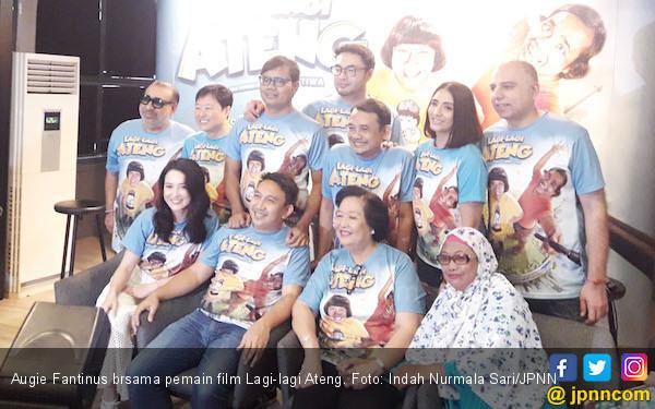 Cerita Augie Fantinus saat Diminta Perankan Ateng - JPNN.COM
