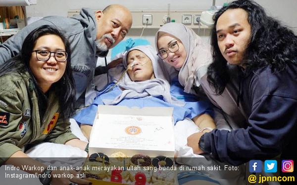 Istri Om Indro Warkop Bakal Dimakamkan di Tanah Kusir - JPNN.COM