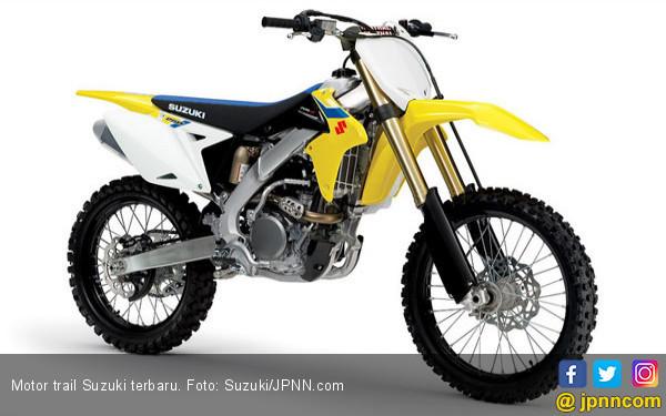 Suzuki Rilis 2 Model Motor Trail Terbaru - JPNN.COM