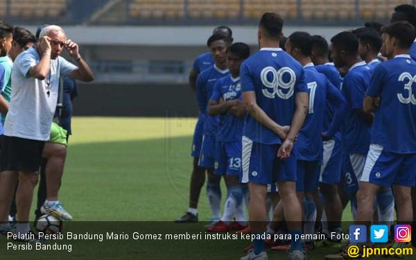 Persib Paceklik Kemenangan, PR Mario Gomez Tidak Ringan - JPNN.COM