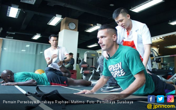 Daftar Lengkap 6 Pemain Persebaya Absen Lawan Borneo FC - JPNN.COM