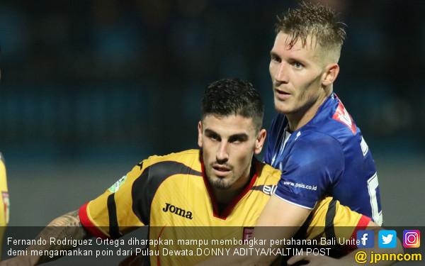 Bali United Vs Mitra Kukar: Awas Kebangkitan Serdadu Tridatu - JPNN.COM