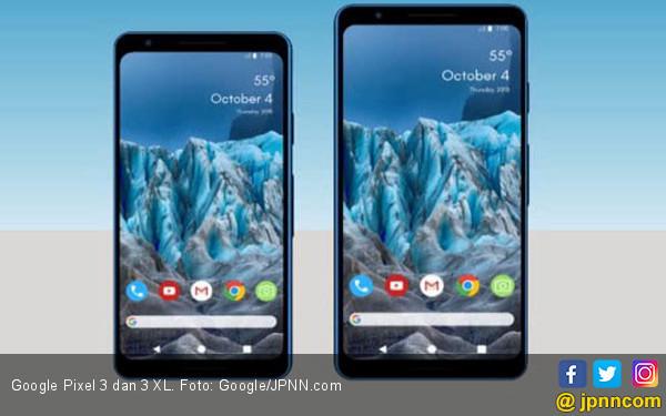 Belum ke Indonesia, Tapi Bisa Berburu Google Pixel 3 ke Sini - JPNN.COM