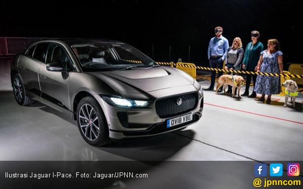Jaguar Kembangkan Teknologi Ramah Kaum Difabel - JPNN.COM