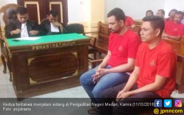 Dua Penyeludup 100 Kg Sabu-sabu Divonis Hukuman Mati - JPNN.COM