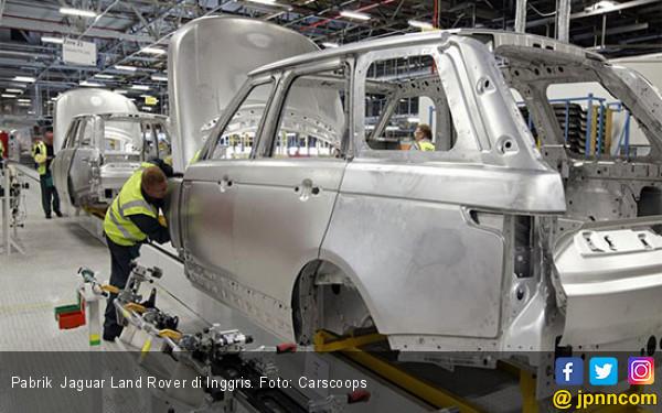 Pasar Cina Lesu, Jaguar Land Rover Bakal PHK Karyawan - JPNN.COM