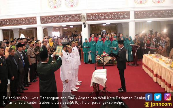 Lagi, Dua Kada di Sumbar Dukung Jokowi-Ma'ruf Amin - JPNN.COM