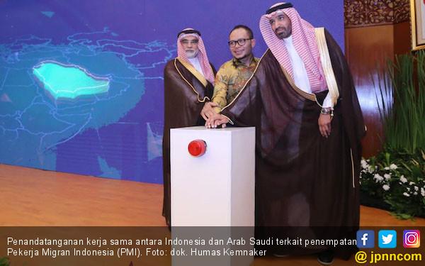 Indonesia - Arab Saudi Sepakati Sistem Baru Penempatan PMI - JPNN.COM