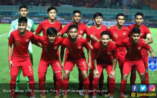 Hajar Yordania, Indonesia Hentikan Rekor Buruk - JPNN.COM