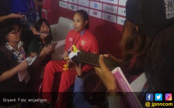 Kejutan, Sriyanti Sumbang Medali Perak dari Angkat Berat - JPNN.COM