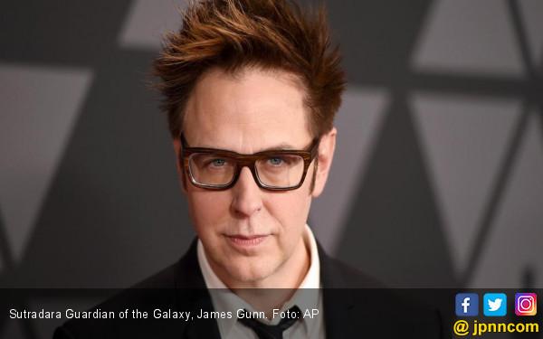 Sutradara Guardian of the Galaxy Menyebrang ke DC Comics - JPNN.COM