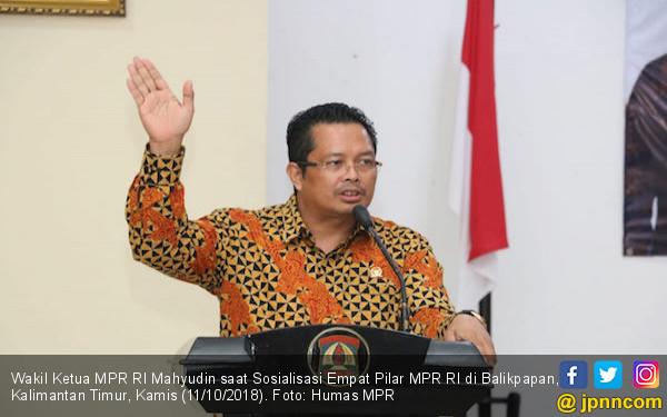 Mahyudin: PP 43/2018 Sebuah Terobosan untuk Berantas Korupsi - JPNN.COM
