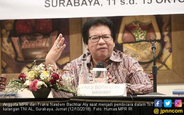 MPR Dorong Masyarakat Menjadi Narasumber Empat Pilar - JPNN.COM
