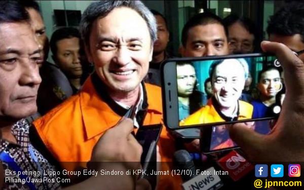 Jadi Buron KPK, Eks Petinggi Lippo Menyerah di Singapura - JPNN.COM