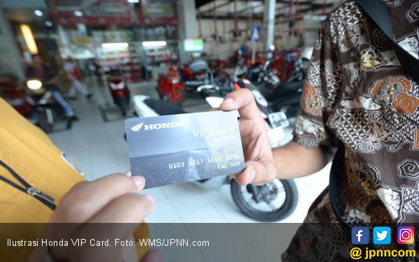 Catat! Pemegang Honda VIP Card Dapat Diskon 50 Persen - JPNN.COM