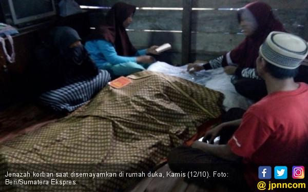 Tragis, Warga Tewas Ditembak Pelaku Curanmor di Baturaja - JPNN.COM