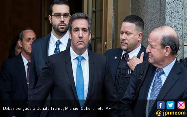 Bekas Pengacara Donald Trump Masuk Partai Demokrat - JPNN.COM