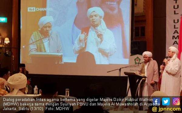 Sekjen MDHW: Kebersamaan Antarelemen Syarat Utama Perdamaian - JPNN.COM