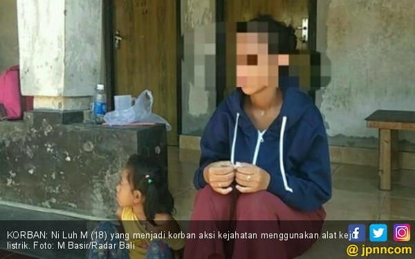 Awas, Penjahat Pakai Alat Setrum Sasar Siswi di Jalan Sepi - JPNN.COM