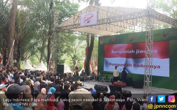Dialog Nasional Petani Indonesia pun Dimulai - JPNN.COM