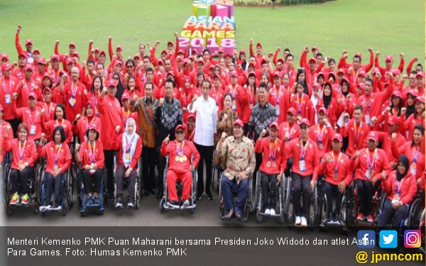 Selamat Tinggal Jakarta 2018, Selamat Datang Hangzhou 2022 - JPNN.COM