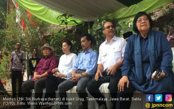 Riuh Rendah Pembukaan Dialog Nasional Petani Indonesia - JPNN.COM