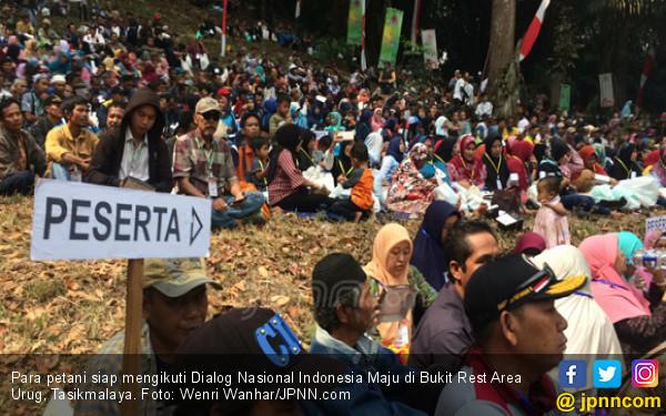 Detik - Detik Jelang Dialog Nasional Petani Indonesia - JPNN.COM