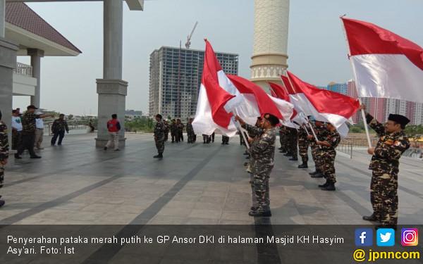 GP Ansor DKI Bakal Gelar Kirab Satu Negeri di TMP Kalibata - JPNN.COM