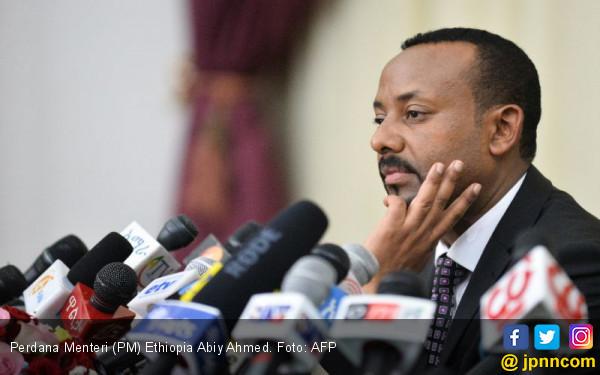 Tuntut Naik Gaji, Pasukan Elite Serbu Kantor PM Ethiopia - JPNN.COM