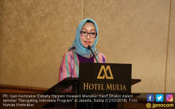 3 Strategi Kemnaker Menguatkan SDM Indonesia di Era Digital - JPNN.COM