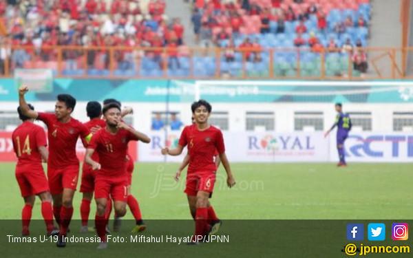 Timnas U-19 Indonesia vs Yordania: Kesempatan Terakhir! - JPNN.COM
