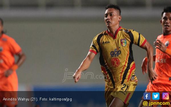 Anindito Yakin Mitra Kukar Tetap di Liga 1 Musim Depan - JPNN.COM