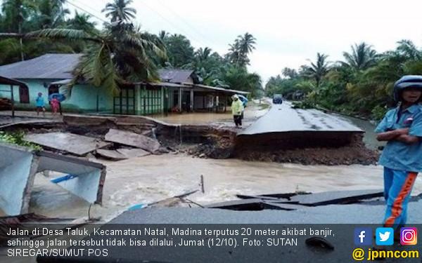 4 Orang Tewas Akibat Tertimpa Longsor di Sibolga dan Madina - JPNN.com
